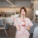 【預購】韓國mimididi新款 清新甜美蝴蝶結魚尾連身裙 G55559