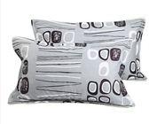 單人純棉大枕頭成人學生超軟全棉護頸椎保健枕頭枕芯送枕套可水洗igo 西城故事