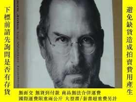 二手書博民逛書店Steve罕見Jobs:The Exclusive Biogra
