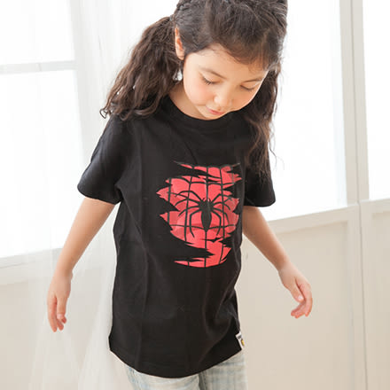 SHIBUDI蜘蛛人系列短袖上衣親子裝MIT(小孩)
