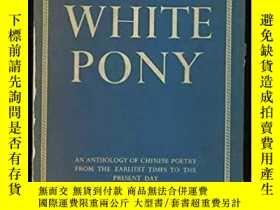二手書博民逛書店THE罕見WHITE PONYY28384 Robert Pay