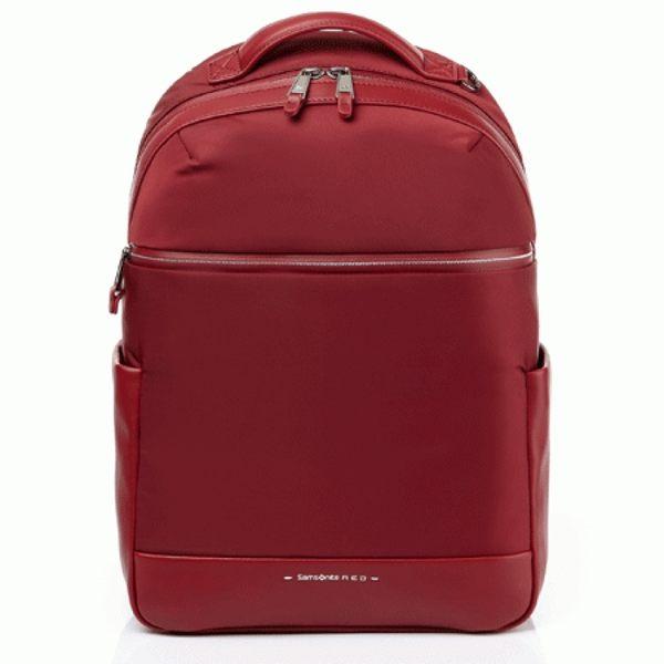 Samsonite 新秀麗 RED VENEET系列商務筆電後背包--紅色