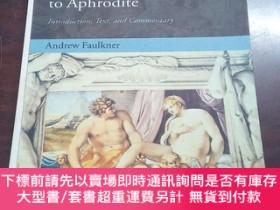 二手書博民逛書店The罕見Homeric Hymn to Aphrodite: Introduction, Text, and C