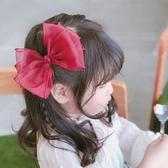 蝴蝶結髮飾兒童發飾韓國公主超仙大蝴蝶結發夾女童高端唯美發卡女孩寶寶 嬡孕哺