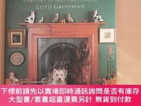二手書博民逛書店THE罕見DOG S TALE:A HISTORY OF MAN S BEST FRIEND 狗的故事:人類最好朋