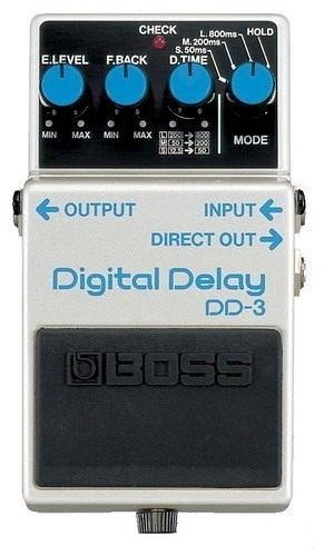 ☆ 唐尼樂器︵☆ Boss DD-3 Digital Delay 電吉他數位延遲單顆效果器(最受歡迎的延遲之一)