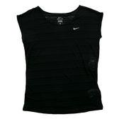 Nike NIKE DF COOL BREEZE SS TOP 短袖上衣女-黑-644711010