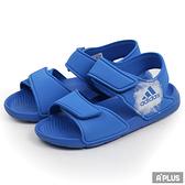 ADIDAS 中童ALTASWIM C  涼鞋 - BA9289
