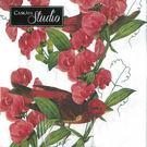 新貨到!紫紅朱雀Caskata Studio特別版-德國 IHR 餐巾紙(33x33cm)