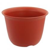 Luder S塑質素陶盆9吋 紅
