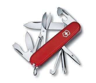 Victorinox 瑞士維氏 Super Tinker系列 1.4703 中型萬用刀 瑞士刀 14種功能 /支