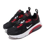 Nike 休閒鞋 Air Max 200 PS 黑 紅 童鞋 中童鞋 運動鞋 【PUMP306】 AT5628-007