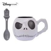 日本限定 迪士尼商店 Disney Store 傑克 2way表情 馬克杯&湯匙套組