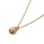Tiffany & Co 蒂芬妮 球形墜飾18K玫瑰金項鍊 Ball Pendant 750PG Necklace