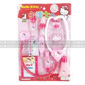 Hello Kitty 小護士組 角色扮演玩具 (OS小舖)