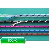 KSS KS-8 捲式結束帶-PE 白 (10M)