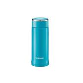 象印0.36L可分解杯蓋不鏽鋼真空保溫杯 SM-LA36土耳其藍AV
