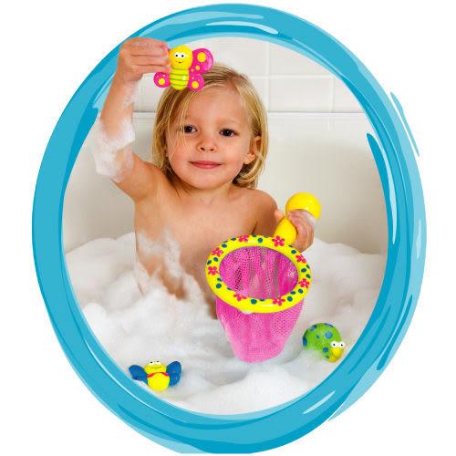 【美國ALEX】洗澡捕蟲組╭★ JOYBUS玩具百貨