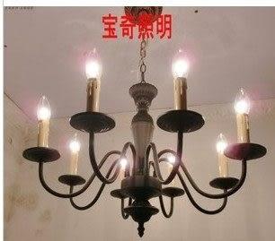 設計師美術精品館2013新款歐美式吊燈現代簡約客廳燈臥室燈頂級蠟燭燈新品特價