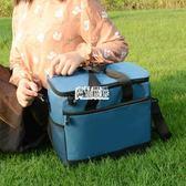 保溫飯盒袋子大號手提包防水牛津布學生戶外便當包大容量保冷袋 最後一天85折
