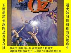 二手書博民逛書店THE罕見TIN WOODMAN OF OZ 外文原版Y1665