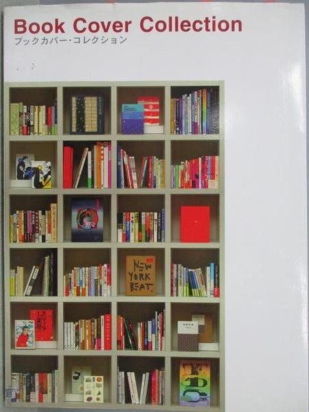 【書寶二手書T6/設計_ZHF】Book Cover Collection(日文)_白底紅字