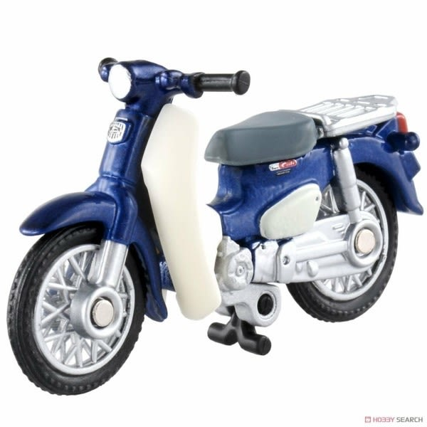 TOMY #87 本田 Super Cub 摩托車 TOYeGO 玩具e哥
