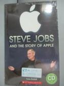 【書寶二手書T1/語言學習_NGW】Steve Jobs (Scholastic Readers)_Fiona Beddall