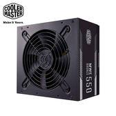 Cooler Master MWE BRONZE V2 80Plus銅牌 550W 電源供應器