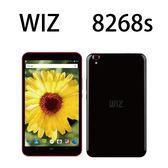 WIZ 8268s 8吋 四核心(2G/16G) 4G LTE 平板-黑 [24期0利率]