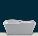 【麗室衛浴】國產 B25572   壓克力獨立造型缸 150*72*63CM  新款上市~另有優惠~