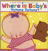 WHERE IS BABY'S YUMMY TUMMY? 硬頁書 (OS小舖)