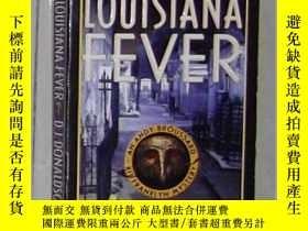 二手書博民逛書店英文原版罕見Louisiana Fever by D. J. D