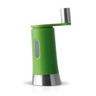 手搖陶刀研磨罐(綠)
