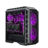 Cooler Master 酷碼 MasterCase H500P 電腦機殼 黑色版