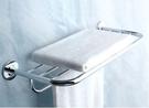 【麗室衛浴】美國KOHLER Eolia® 雙層毛巾置物架 K-17529T-CP 681*254*71mm