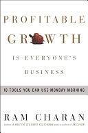 二手書《Profitable Growth is Everyone s Business: 10 Tools You Can Use Monday Morning》 R2Y ISBN:1400051525