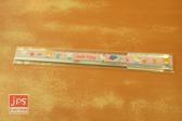Hello Kitty 凱蒂貓 30公分鐵邊尺 角色 粉 KRT-213620