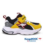 丹大戶外【TEVA】KangaROOS 童 FUSION 越野老爹鞋(黑/黃KK01294) 童鞋/運動鞋