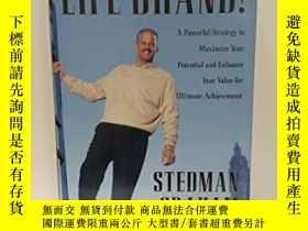 二手書博民逛書店Build罕見Your Own Life Brand!: A Powerful Strategy to Maxim