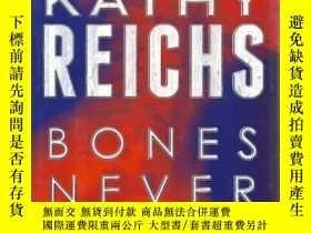 二手書博民逛書店Bones罕見Never Lie: A Novel (Tempe