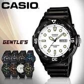 CASIO手錶專賣店 卡西歐  MRW-200H-7E 男錶  防水100米 造型指針 星期、日期顯示  塑膠錶帶