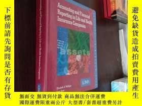 二手書博民逛書店Accounting罕見and Financial Reporting in Life and Health ln