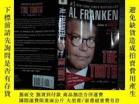 二手書博民逛書店The罕見Truth (with Jokes)Y206421 Al Franken 著 penguin IS
