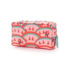Papinee Deer Cosmetic Pouch Small, Travel Kit Series 紐約 小鹿 旅行系列 多功能 立式收納包 / 化妝包 小尺寸