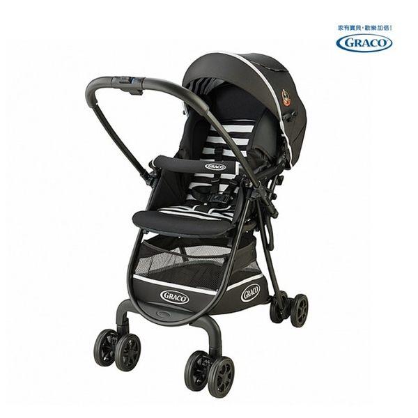 Graco 超輕量型雙向嬰幼兒手推車(Citi Lite R 鋼琴餅乾)