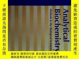二手書博民逛書店Analytical罕見Biochemistry (Journal) 10 2017 分析生物化学学术Y146