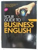 【書寶二手書T4/財經企管_DI6】Your Guide to Business English (16K+1CD)_Tim Ferry