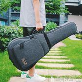 木吉他袋 吉他包36寸38/39寸40/41寸民謠古典吉他袋加厚後背吉他背包袋防水JD 寶貝計畫