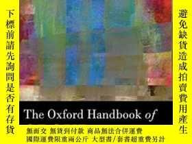 二手書博民逛書店The罕見Oxford Handbook Of Group Co